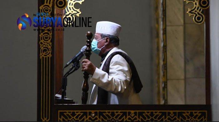 Contoh Khutbah Shalat Idul Fitri 1441 H di Rumah, Panduan MUI