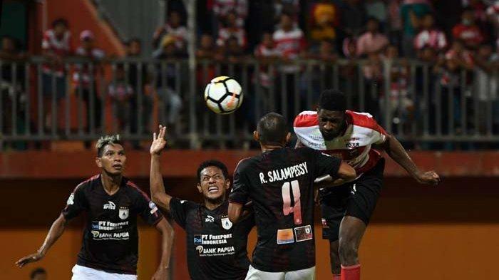 Gomes de Oliviera Beber Penyebab Kekalahan Madura United dari Bali United