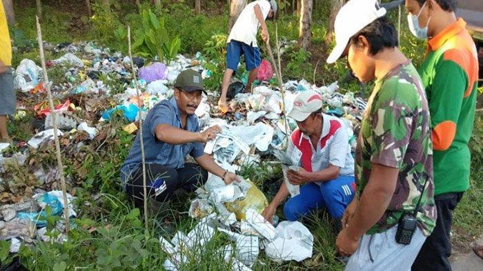 Geram Sampah Medis Dibuang di Tepi Hutan, Polres Blitar Yakin Dinkes Kenali Pemiliknya