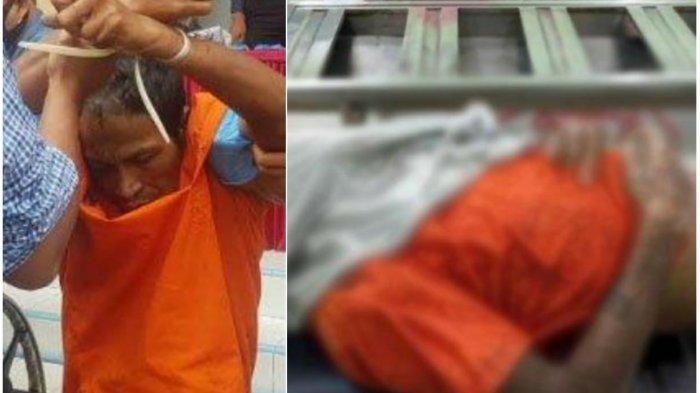 Penyebab Pembunuh Rangga Tewas di Sel Tahanan, Polisi Sebut Sesak Napas & Sempat Mogok Makan
