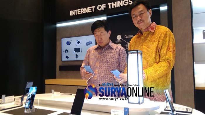 Sasar Anak Muda Surabaya, Samsung Buka Samsung Experience Store (SES) di Galaxy Mall