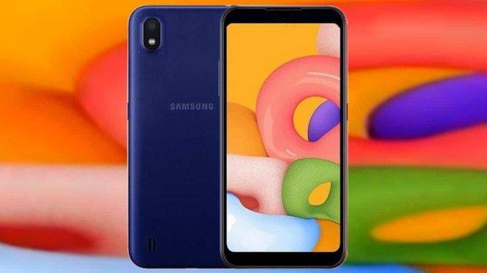Spesifikasi Samsung Galaxy A01 Core, Ditenagai Android Go dan Harga di Bawah Rp 1 Juta