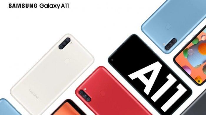 Kelebihan dan Kelemahan Spesifikasi Samsung Galaxy A11, Berikut Hasilnya untuk Main 6 Game Online