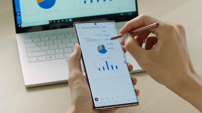 Samsung Luncurkan Galaxy Note20 dan Note20 Ultra, Pre-Order Hingga 19 Agustus 2020