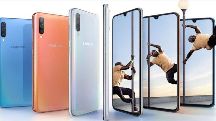 Pre Order Samsung Galaxy A70, Harga yang Dilepas Rp 5,3 Juta, Tertarik untuk Pesan?