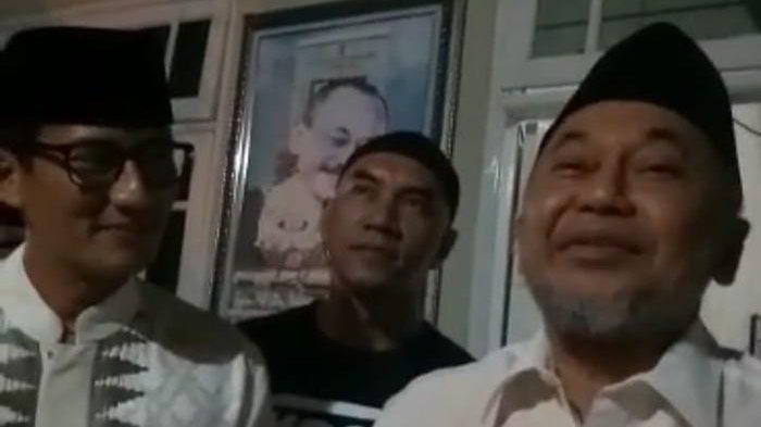 Mantan Kapolda Jatim dan DKI Jakarta Untung S Radjab Dukung Sandiaga Uno, Simak Pujian dan Pesannya