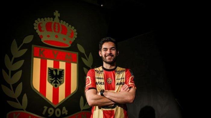 Sandy Walsh, pemain keturunan Indonesia di klub Belgia, KV Mechelen