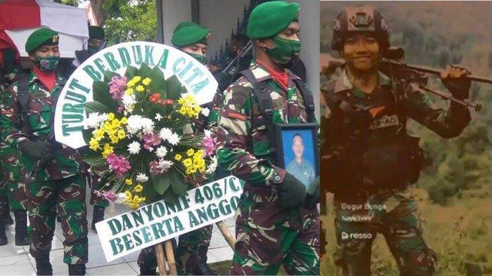 Sang Anak Gugur Diberondong KKB Papua, Ayah Prada Ginanjar Prajurit TNI Banteng Raider: Sudah Cukup