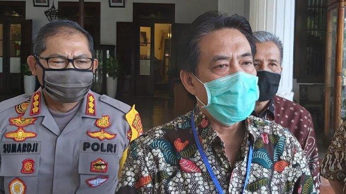 Nur Ahmad Syaifuddin Meninggal Dunia, Kapolresta Sidoarjo Mengaku Sangat Kehilangan