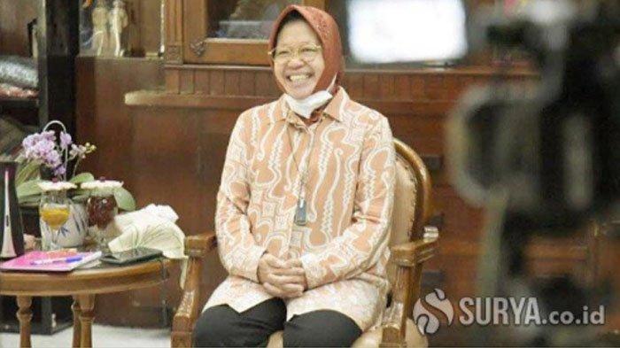 Santer dikabarkan Risma jadi menteri Kabinet Indonesia Maju.