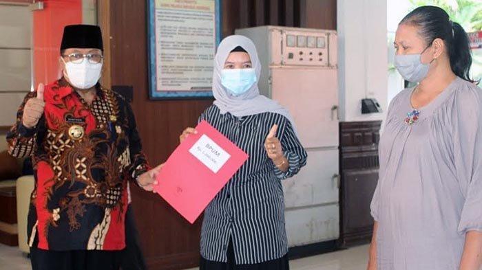 859 Pelaku Usaha Kecil di Kota Blitar Dapat Bantuan Modal Rp 1,2 Juta