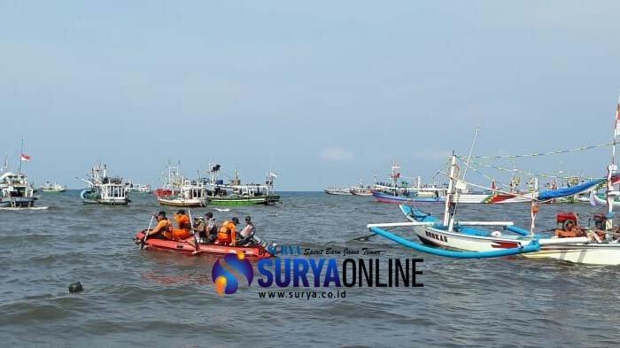 Jenazah Belum Ditemukan, Pencarian Nelayan Bondowoso yang Hilang di Laut Situbondo Dilanjutkan Besok