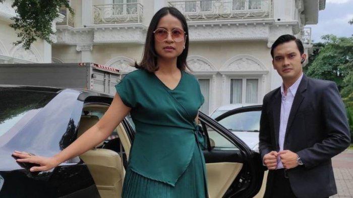 Penampilan Modis Sari Nila Mama Arya Saloka Ikatan Cinta di Kehidupan Nyata, Simple dan Berkelas