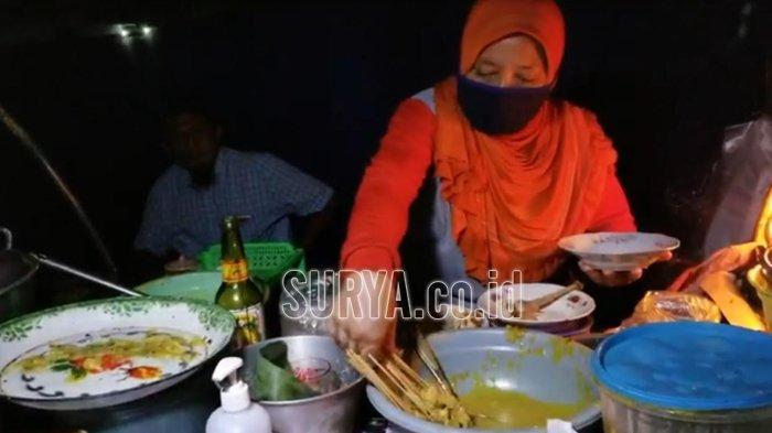 Sate Blendet kuliner khas Kabupaten Ponorogo