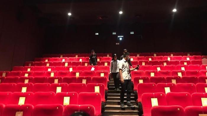 Masuk Bioskop di Surabaya, Kini Pengunjung Wajib Tunjukan Bukti Vaksinasi Covid-19 Dosis Kedua