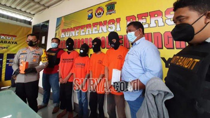 Kasus Kejahatan dengan Pelaku Anak di Surabaya Fluktuatif, Polrestabes Surabaya Ungkap Penyebabnya
