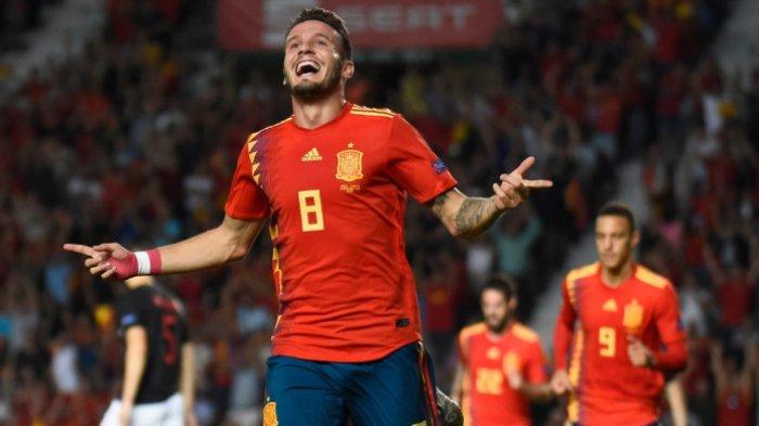 UEFA Nations League - Spanyol Gunduli Finalis Piala Dunia 2018 Enam Gol Tanpa Balas