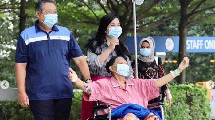 Sambil Minta CV SBY, Ani Yudhoyono 'Pamit' ke Annisa Pohan Lewat Mimpi, 'Saya Kaget Sampai Nangis'