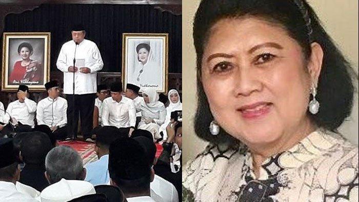 8 Bulan 'Puasa', SBY Akhirnya Bicara Politik lagi di 100 Hari Ani Yudhoyono, Ini Pesan untuk Jokowi