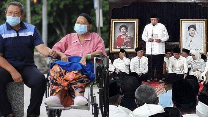 SBY Masih Menata Hati hingga 40 Hari Kepergian Ani Yudhoyono, Lakukan ini untuk Bangkitkan Semangat