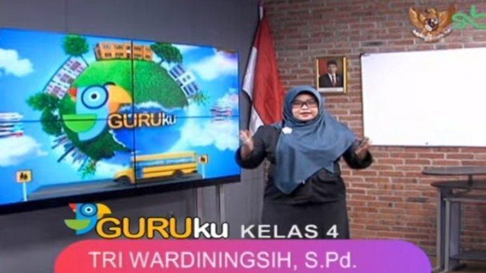 Soal Dan Jawaban Sbo Tv Sd Kelas 1 6 Program Guruku Hari Ini Senin 21 Desember 2020 Surya