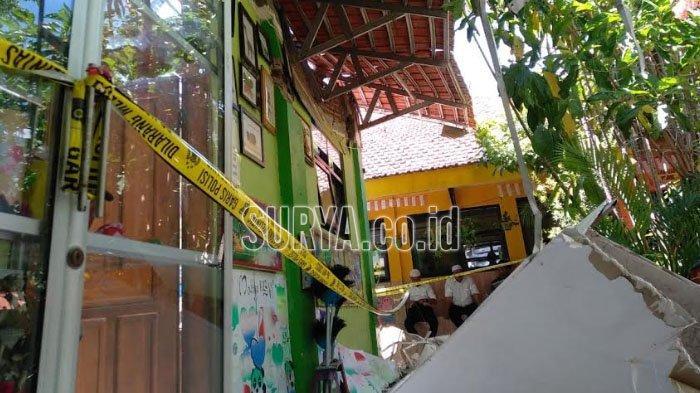 News Analysis : Masih Banyak Sekolah Rusak di Jatim, Bisa Pakai Dana CSR Bantu Rehabilitasi