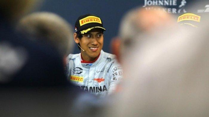 Cerita Apes Pembalap Indonesia Sean Gelael hingga Terpaksa Jadi Penonton di Sirkuit Silverstone