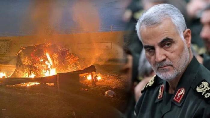 Terbongkar Rencana Iran Serang Markas Amerika & Bunuh Jenderal AS, Buntut Kematian Qassem Soleimani