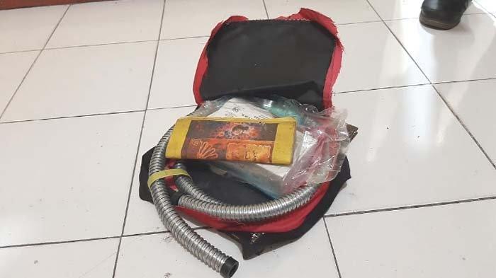 Benda ini yang Diduga Bom di Kantor Kelurahan Pacar Kembang Surabaya, Polisi Sebut Orang Iseng