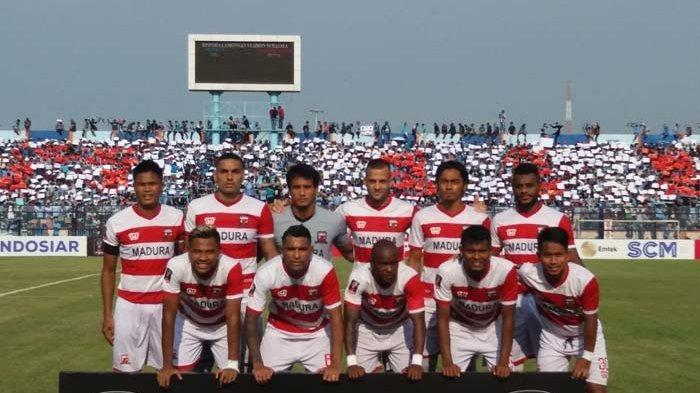 Sedang Live Streaming di Indosiar Persela Lamongan vs Madura United, Skor Sementara 1-2