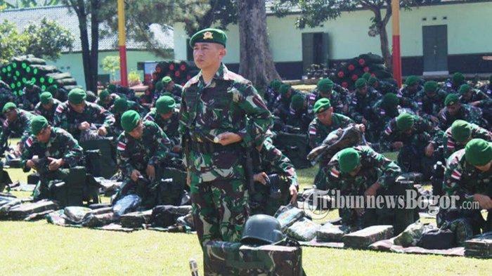 Ilustrasi Pasukan Yonif 315/Garuda. Pasukan Berjuluk 'Pasukan Setan' ini dikirim menghadapi KKB Papua.
