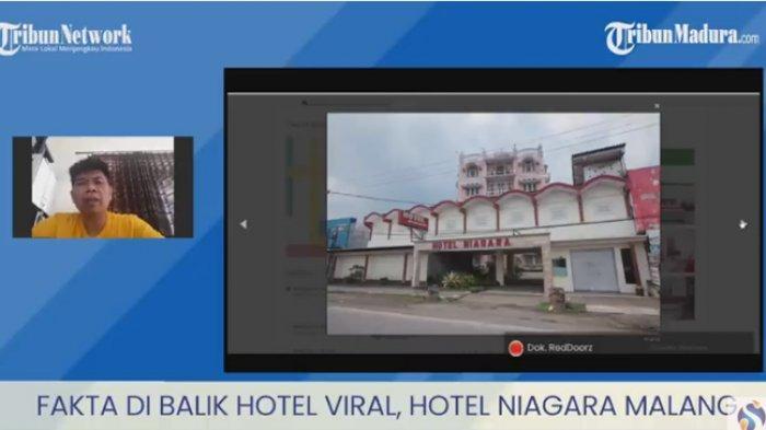 Sejarah Hotel Niagara di Lawang Malang, Siapa Pendiri dan Pemilik Pertama Diungkap Ongko Budiarto