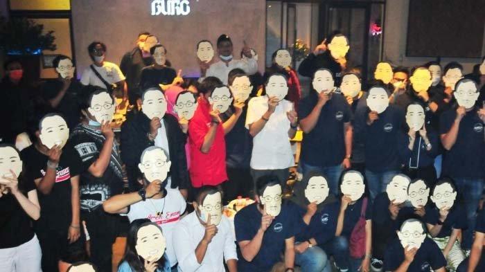 Milienial Surabaya Deklarasi Sleding Politik Uang pada Pilkada Surabaya 2020