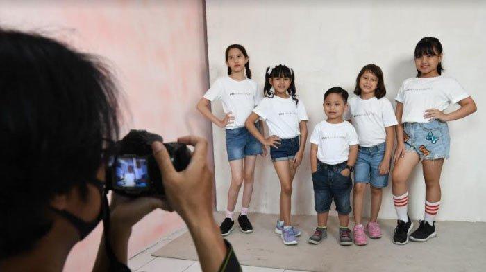 Serunya Anak-anak Belajar Model di Ardi Management Modeling School, Tingkatkan Kepercayaan Diri