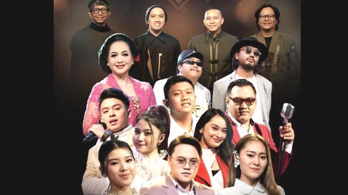 Kenang Karya Didi Kempot, Net TV Gelar Konser Patah Hati a Tribute to Didi Kempot