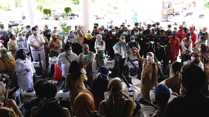 Surabaya Bersatu Lawan Corona,Ketua DPRD: Mari Tumbuhkan Solidaritas Sosial