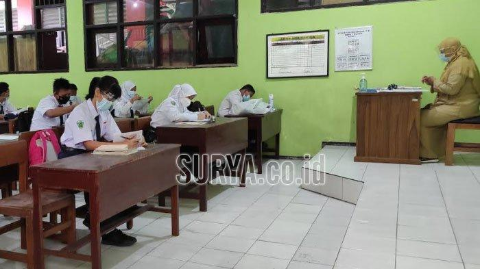 Dewan Pendidikan Kabupaten Tuban : Pembelajaran Tatap Muka Sudah Diharapkan Orangtua