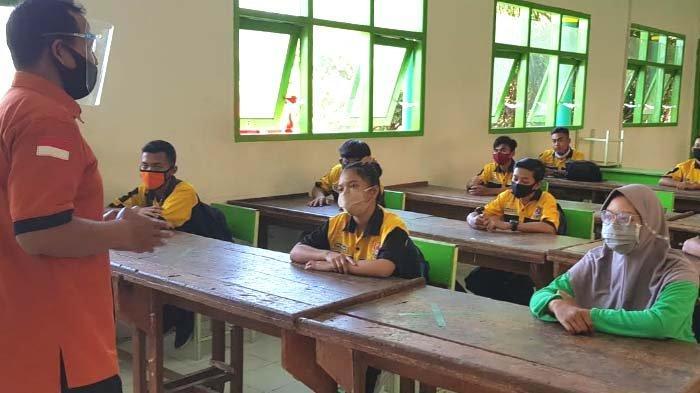 3 SMA di Bojonegoro Uji Coba Sekolah Tatap Muka, Dua Pekan bakal Dievaluasi