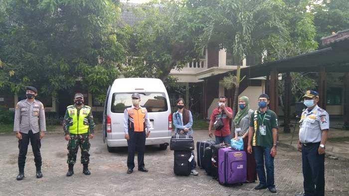 Empat TKI Bojonegoro Dikarantina karena Nekat Pulang Kampung untuk Rayakan Lebaran