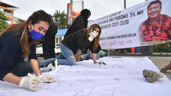 Muncul Penggalangan Sejuta Tanda Tangan Dukung Mantan Kadisnaker Dwi Purnono Maju Cawawali Surabaya