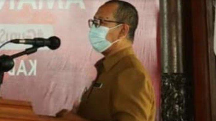 Inspektorat Siapkan SPI Untuk Tentukan Responden Indeks Perilaku Antikorupsi di Pemkab Nganjuk