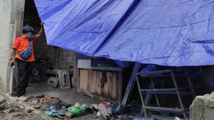 Kerugian Akibat Dampak Gempa di Kota Blitar Ditaksir Capai Rp 235 Juta