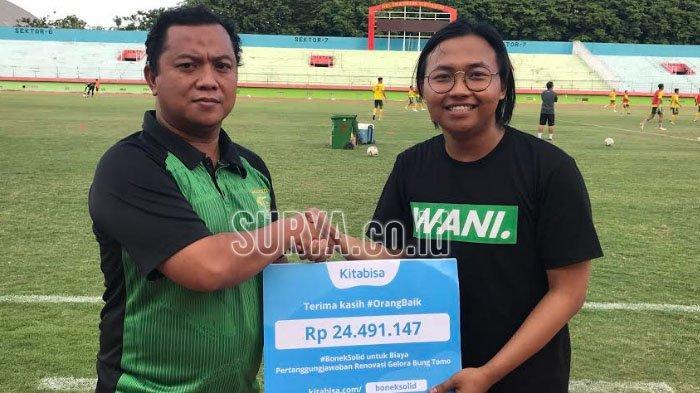 Respons Persebaya Surabaya soal Tarif Sewa Stadion GBT Resmi Digedok 11.580.000 Per Jam