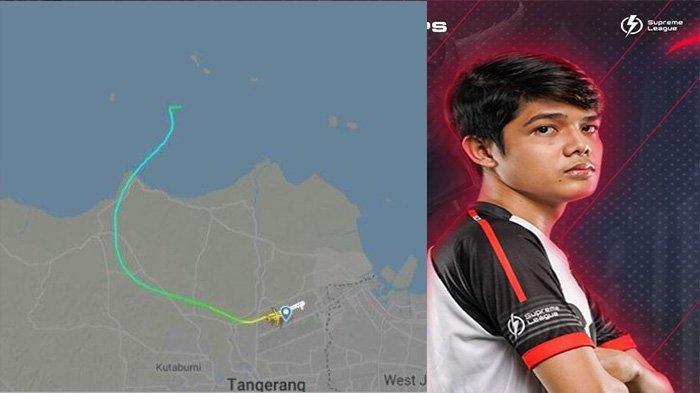 Pemain Alter Ego, Ahmad Ungkap Hampir Pulang Kampung ke Pontianak Naik Pesawat Sriwijaya Air SJ 182