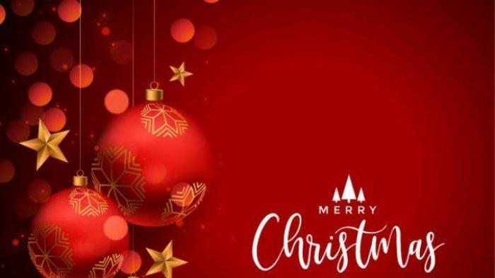 25 Ucapan Selamat Natal dan Tahun Baru Beserta Gambar, Cocok Dikirim ke Keluarga Via Media Sosial