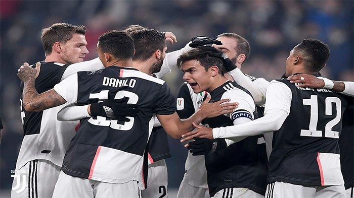 Link Live Streaming Juventus vs Napoli, Update Kondisi Pemain dan Prediksi Skor