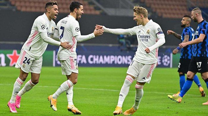 Prediksi dan Link Live Streaming Madrid vs Gladbach: Laga Hidup Mati, El Real Butuh Kemenangan