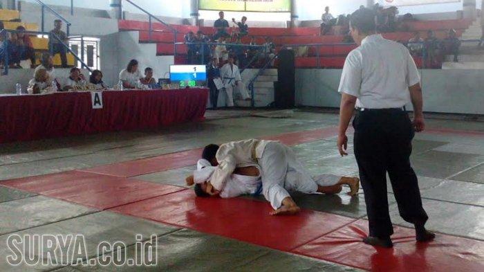 Dispora Jatim Gencar Adakan Seleksi Judo untuk Gelaran Popnas Di Semarang