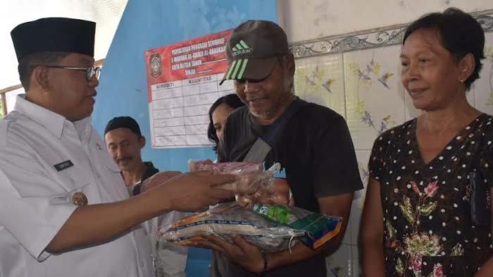 Nilai Sembako Bantuan untuk Keluarga Miskin di Kota Blitar Naik Jadi Rp 150 Ribu Per Bulan