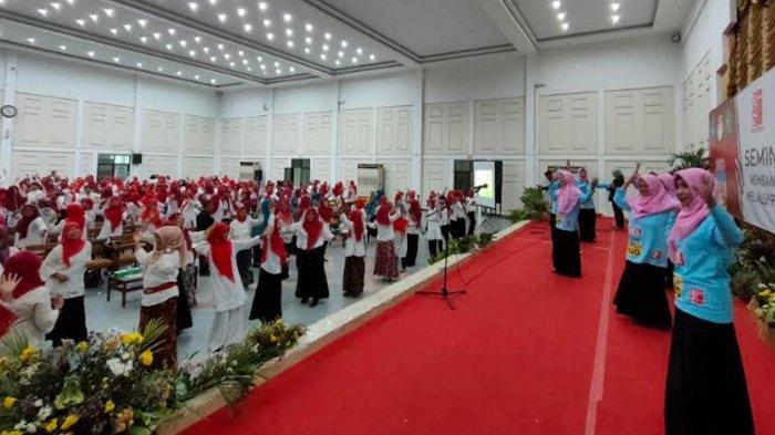 Gandeng Askrindo, 350 Guru PAUD Ikuti Seminar Penguatan Kompetensi